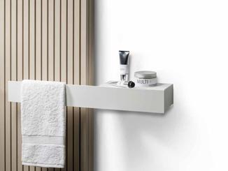 قفسه های دیواری حمام