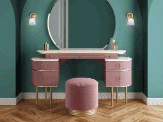 میز های آرایش