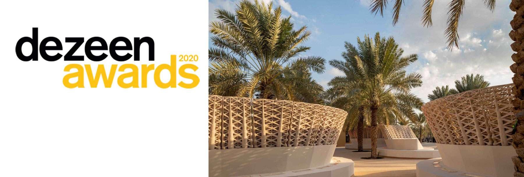 لیست جوایز طراحی معماری Dezeen2020 در دو بخش معماری و طراحی داخلی منتشر شد.