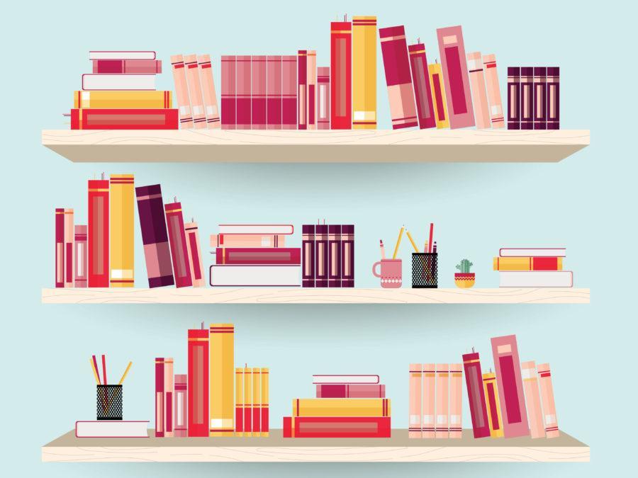 کتابخانه معمارانه