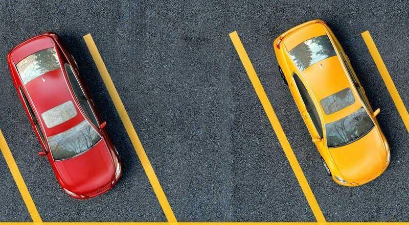 آخرین ضوابط طراحی پارکینگ 1398
